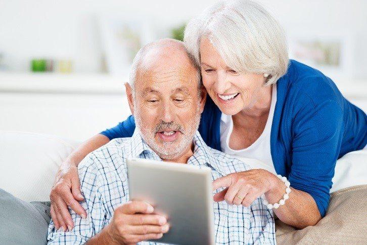 La tablette pour senior vu par jeannette - Choisir une tablette pour senior ...