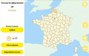 jeu departements francais