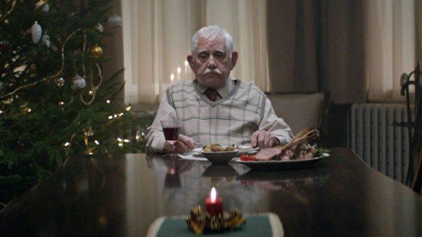 La publicité très émouvante sur la solitude des seniors à Noël