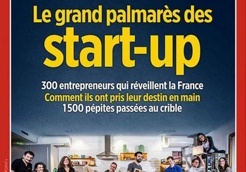 Palmarès des start-up qui changent le monde