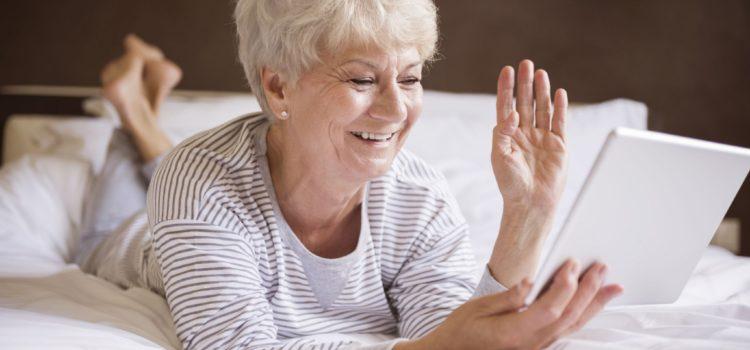 Jeannette enquête… Les seniors de plus en plus connectés