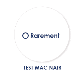 Test de la mac nair