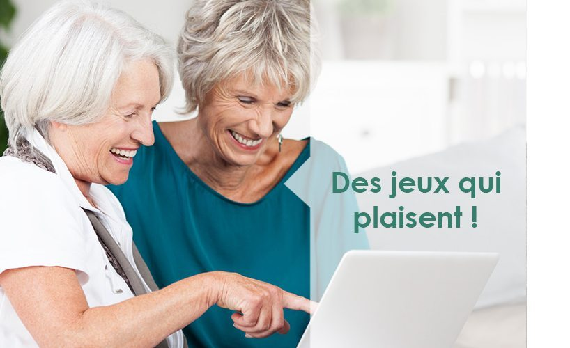 tablette pour senior