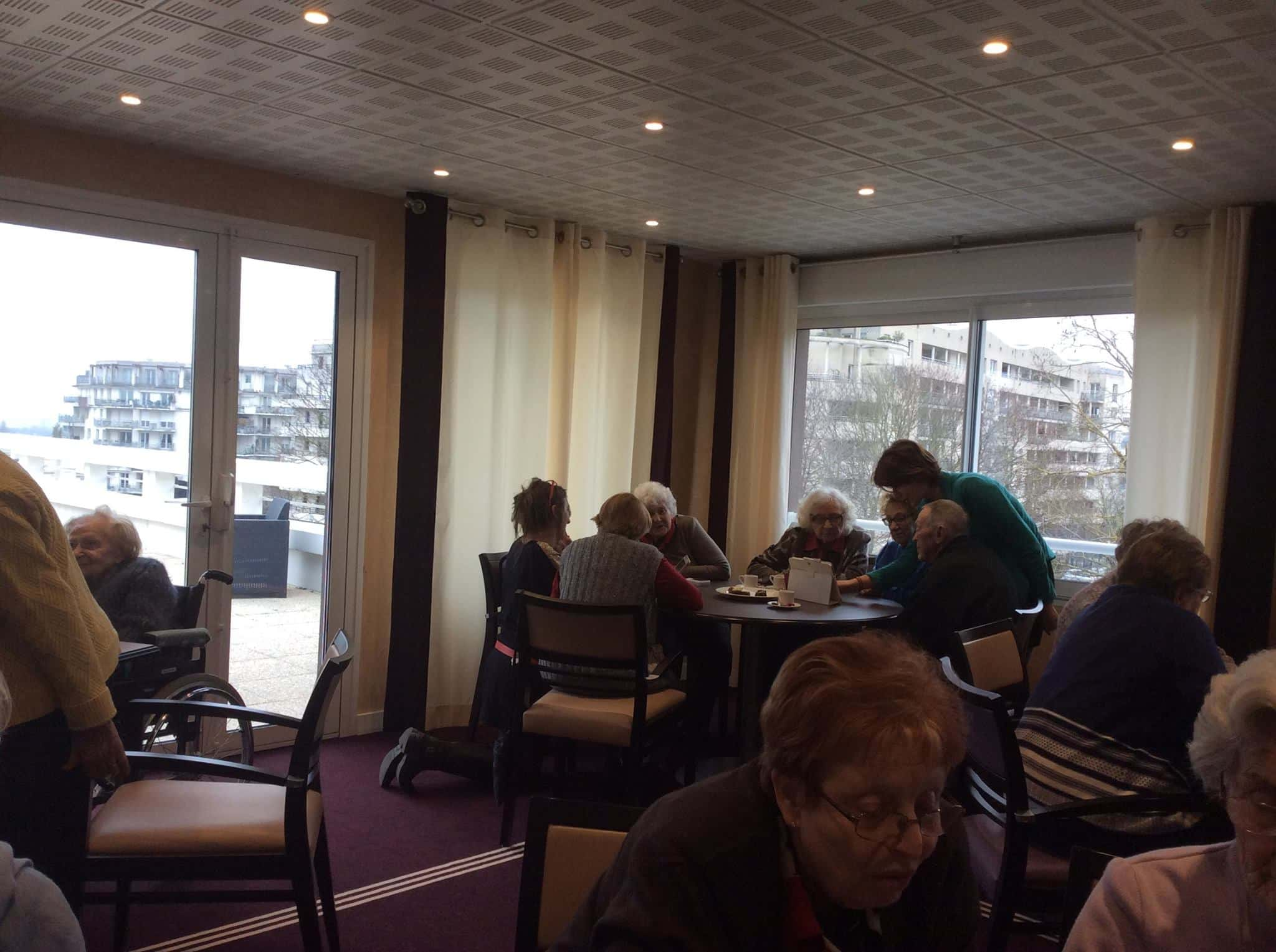 animation en maison de retraite the seniors 39 healthcare