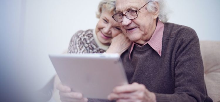 Jeannette tested for you : technologies for ageing better