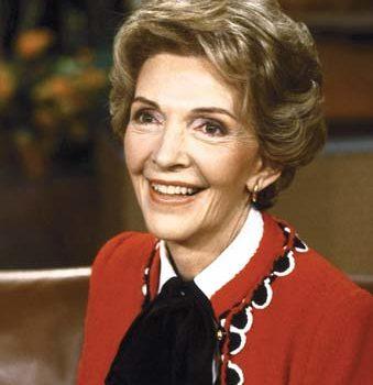 Jeannette vous dresse le portrait de Nancy Reagan, porte-parole de la maladie d'Alzheimer