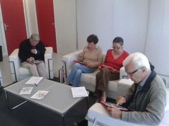 Atelier «bien vieillir» à Reims