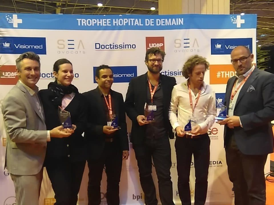 photo trophée dynseo