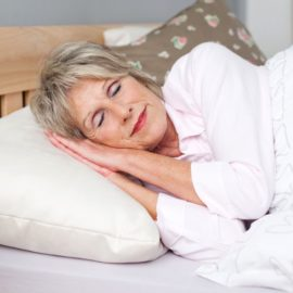 Jeannette's advice : sleep against stroke
