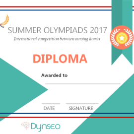 Cultural Olympics by Dynseo