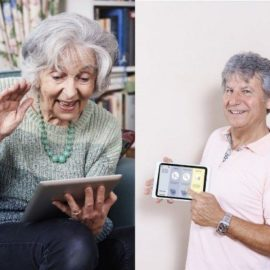 new technologies in nursing homes