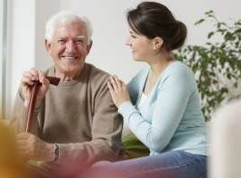 How to communicate with someone suffering from Alzheimer's?