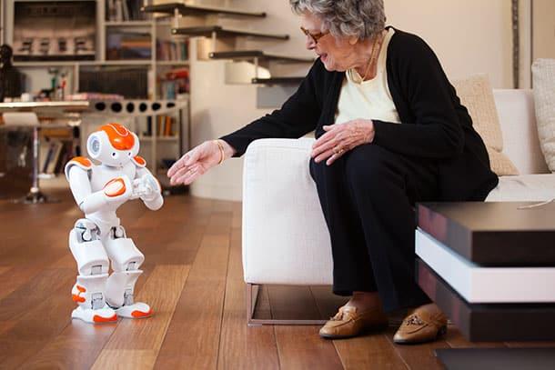 Les robots, sont-ils l'innovation facilitant la vie des seniors demain?
