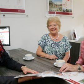 Maison de retraite à Rennes : une ville reposante pour les seniors