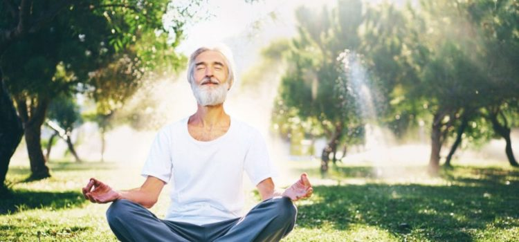 The benefits of yoga and meditation for seniors