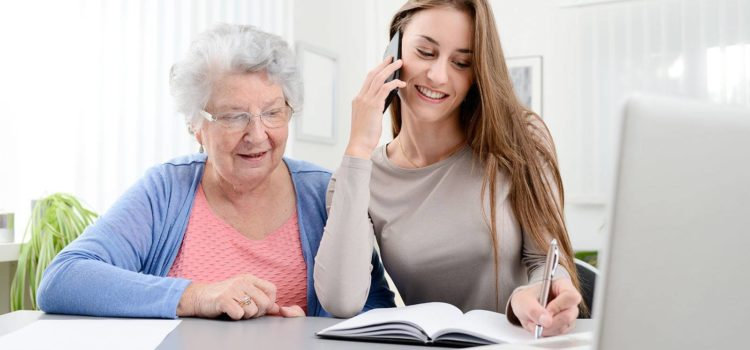 Le quotidien d'Aurélie, aide à domicile auprès des seniors