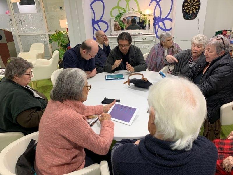 Formation numérique pour les seniors