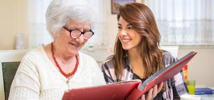 La vie d'une personne atteinte d'Alzheimer au quotidien