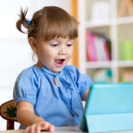 Les applications adaptées pour les enfants autistes