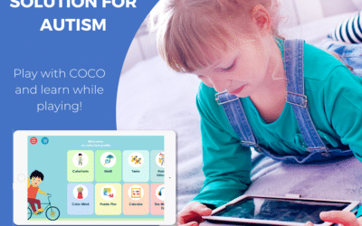 The application adapted for autistic children