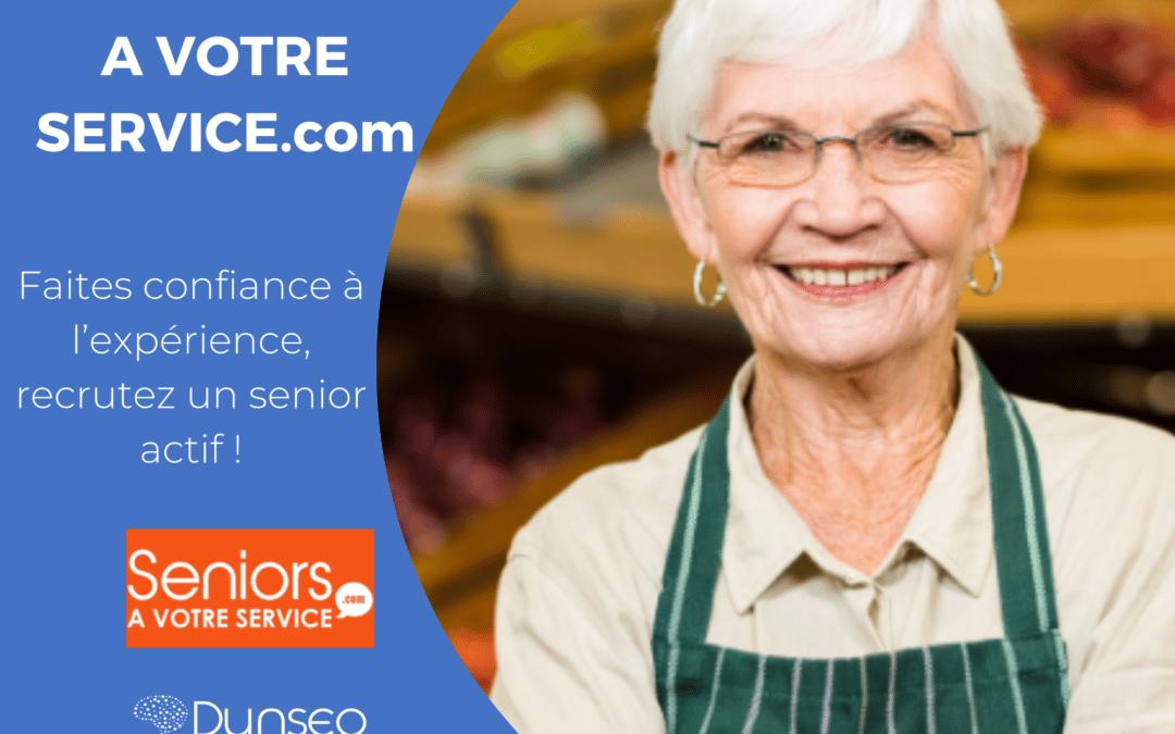 Interview de Valérie, fondatrice du site Seniors à votre service, le premier site dédié à l'emploi des seniors et retraités