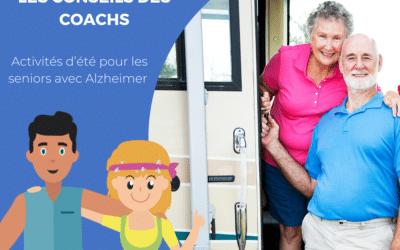 Activités d'été pour les seniors avec Alzheimer