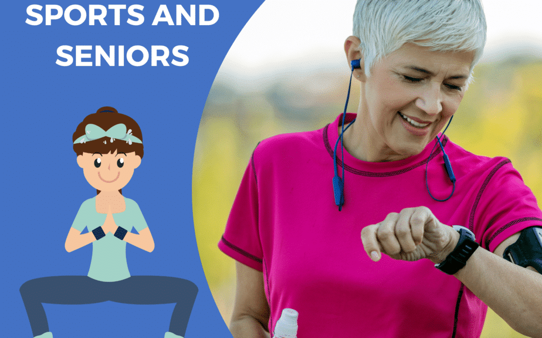 The benefits of a physical activity for seniors